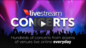 Livestream Concerts