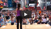 Times Square Yoga