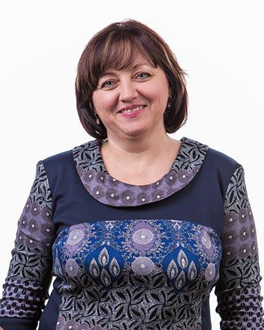 Svetlana Grishina