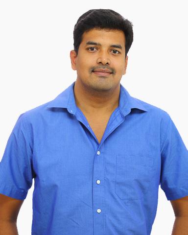 Vijay Sharathy PJ