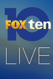 fox ten news live stream mobile al