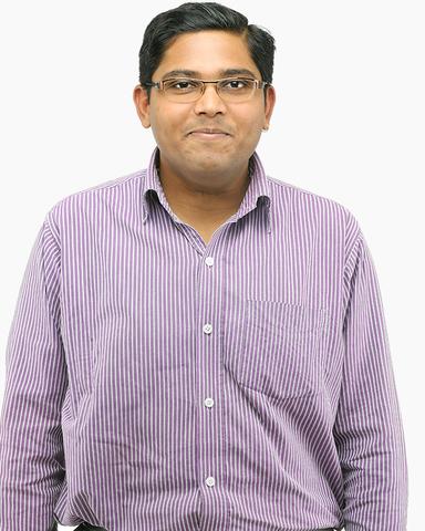 Krunal R Patel